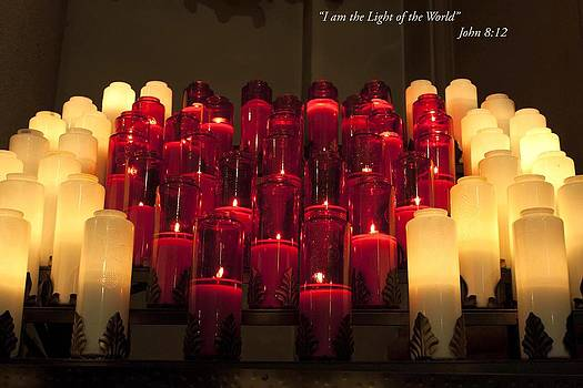 Veronica Vandenburg - I Am the Light of the World