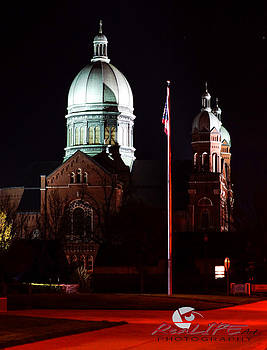 I C church Celina Ohio by Randy  Shellenbarger
