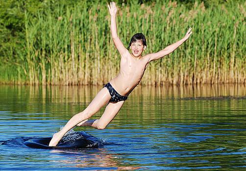 Ramunas Bruzas - I Can Fly