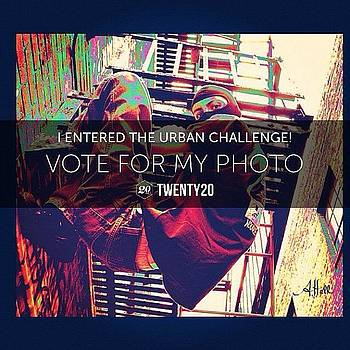 I Entered The Urban Challenge. Help Me by Artondra Hall