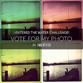 I Entered The Water Challenge. Help Me by Artondra Hall
