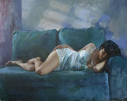 I fell asleep by Vadim Makarov