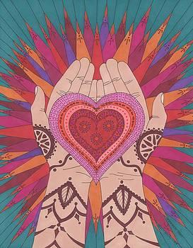 I Give You My Heart by Pamela Schiermeyer