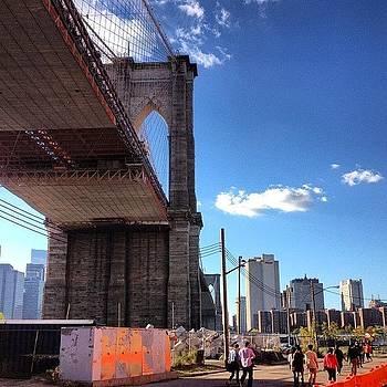 I Just Love Bridges by J Amadei