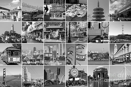 Wingsdomain Art and Photography - I Left My Heart In San Francisco 20150103 horzontal bw