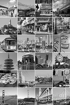 Wingsdomain Art and Photography - I Left My Heart In San Francisco 20150103 vertical bw