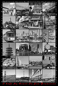 Wingsdomain Art and Photography - I Left My Heart In San Francisco 20150103 vertical with text bw
