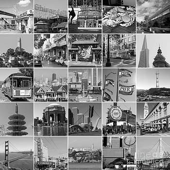 Wingsdomain Art and Photography - I Left My Heart In San Francisco 20150103bw