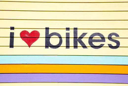 Ramunas Bruzas - I Love Bikes