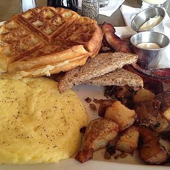 I Love Breakfast by Mike Piotrowski