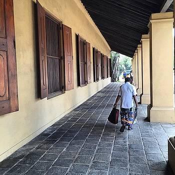I Love Colonial Buildings. The by Srivatsa Ray