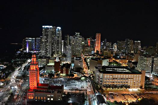 I Love Miami by Sabrina Vera