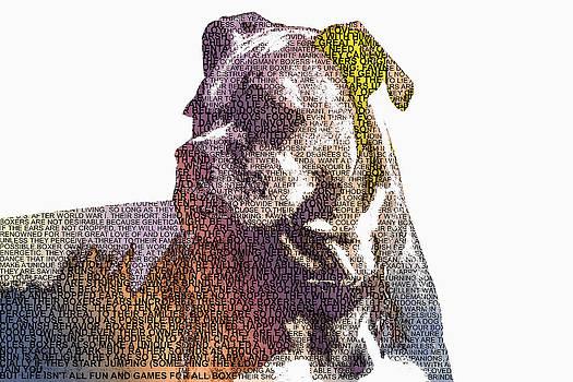 Barry Jones - Dog - Boxer - Pet - I Love My Boxer