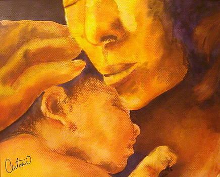 I Love My Newborn - Antonia Ruppert by Antonia Ruppert