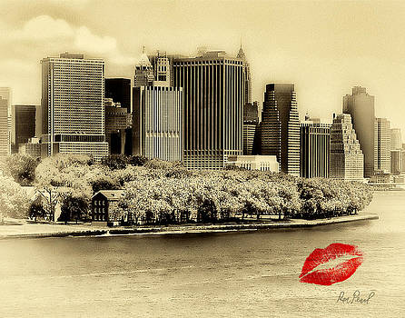 I Love New York by Ron Pearl