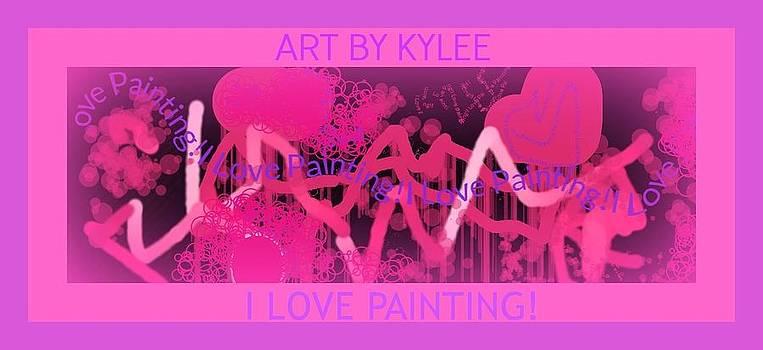 Maryann  DAmico - I Love Painting