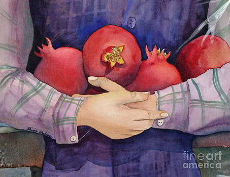 Shirin Shahram Badie - I Love Pomogranates