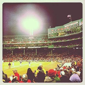 I Love This Place. #fenway #redsox by Kate C