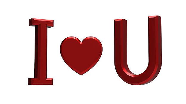 I love You by Borislav Marinic
