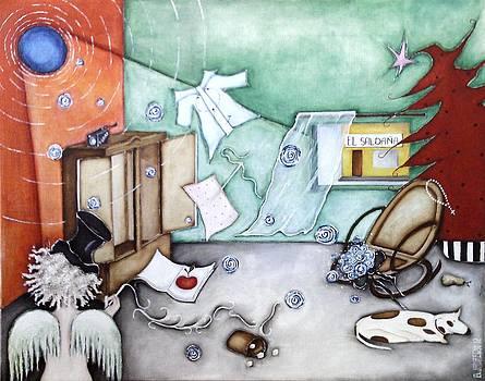 I luv Grand-pa  by Belen Jauregui