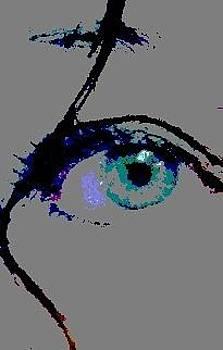 I Phone Eye by Mary Barrett