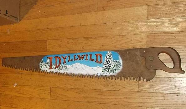 I Saw Idyllwild by Leif Thor Kvammen