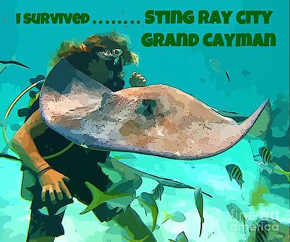 John Malone - I Survived Sting Ray City