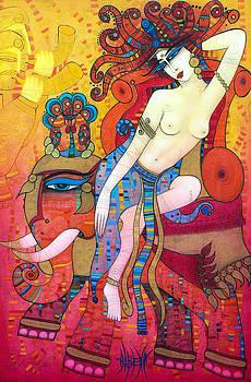 I Was Beautiful by Albena Vatcheva