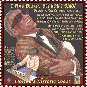 I Was Blind But Now I Sing by Warren Clark