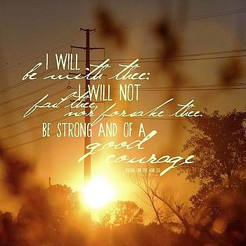 ..i Will Be With Thee: I Will Not by Traci Beeson