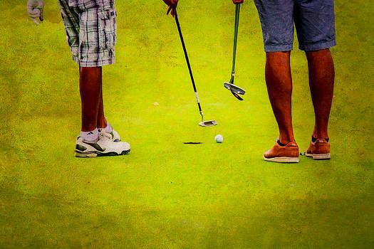 IAM Golf Tournament 2014 by Saibal Ghosh