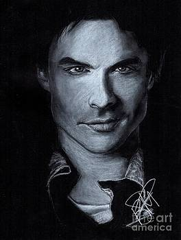 Ian Somerhalder by Rosalinda Markle