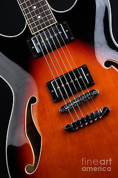 Gary Gingrich Galleries - Ibanez Hollow Body - 9286