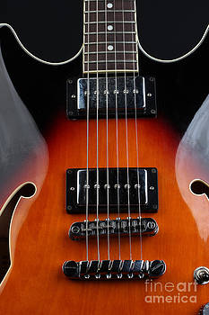 Gary Gingrich Galleries - Ibanez Hollow Body - 9301