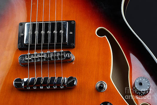 Gary Gingrich Galleries - Ibanez Hollow Body - 9305