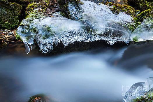Katka Pruskova - Ice and Water IX