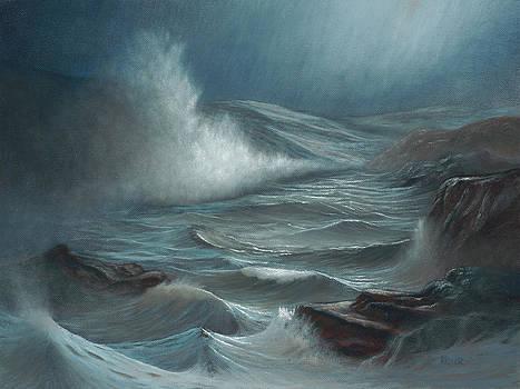 Ice Blue by Steve Kohr