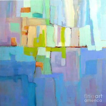 Ice Blue by Virginia Dauth