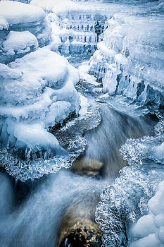 Ice Cathedral by Tim Newton
