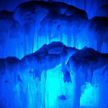 Ice Cave by Danielle Godfrey
