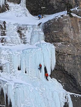 Utah Images - Ice Climbing