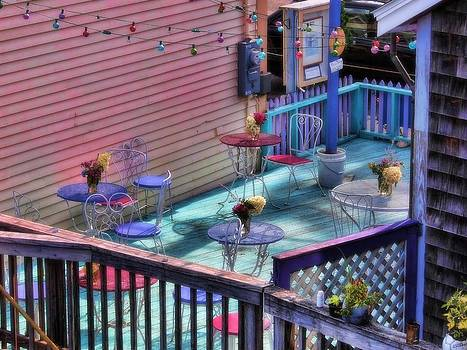 Ice Cream Parlor by Don Margulis