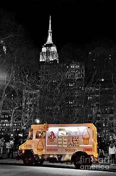 Ice Cream Truck  by Sarah Mullin