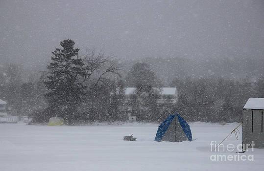 Michael Mooney - Ice Fishing Derby 4