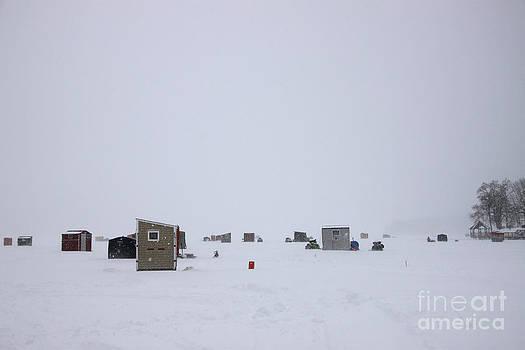 Michael Mooney - Ice Fishing Derby 8