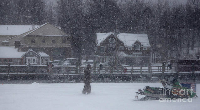 Michael Mooney - Ice Fishing Derby 9