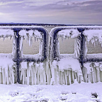 Ice Gate by Mary Underwood