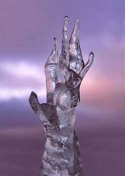 Dreamland Media - Ice Hand Reaching Out