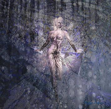 Ice Maiden by Kylie Sabra