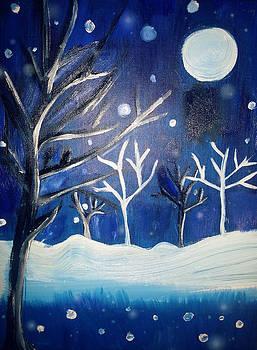 Ice Moon by Tiffany  Rios